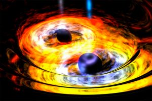 There may be more than one black hole at the center of our Milky Way