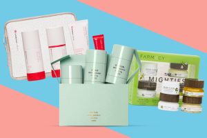 Need a last-minute gift? Shop travel-size beauty products