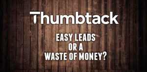 Thumbtack Pro Review: What You Need to Know